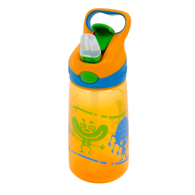 Kindertrinkflasche Contigo Striker Orange