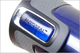 Autoseal - Trinkflaschen mit Autoseal Verschlusstechnik