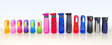 Alle Autoseal Trinkflaschen sind zu 100% BPA-frei